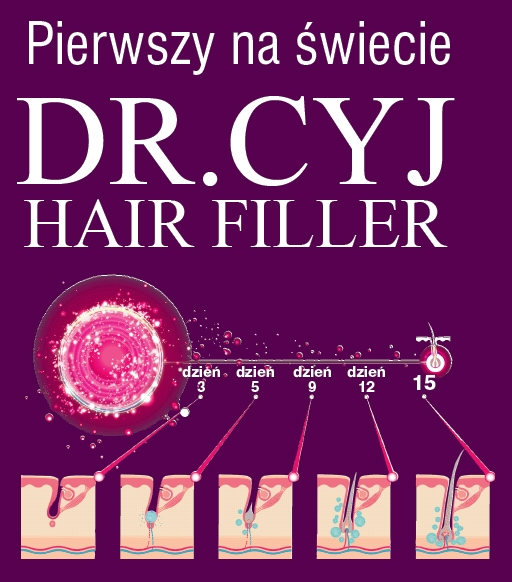 DR.CYJ wzrost włosa