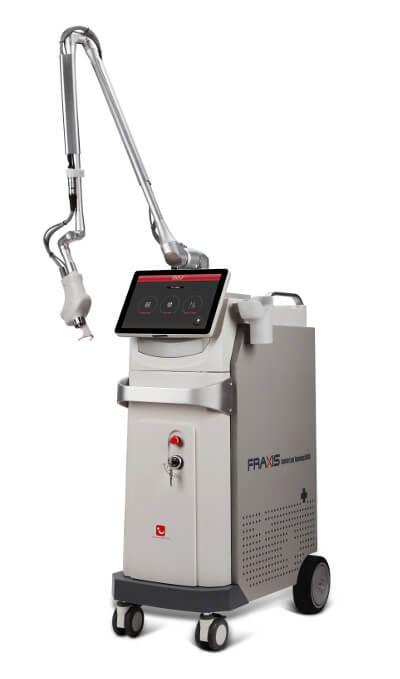 laser frakcyjny CO2 Fraxis