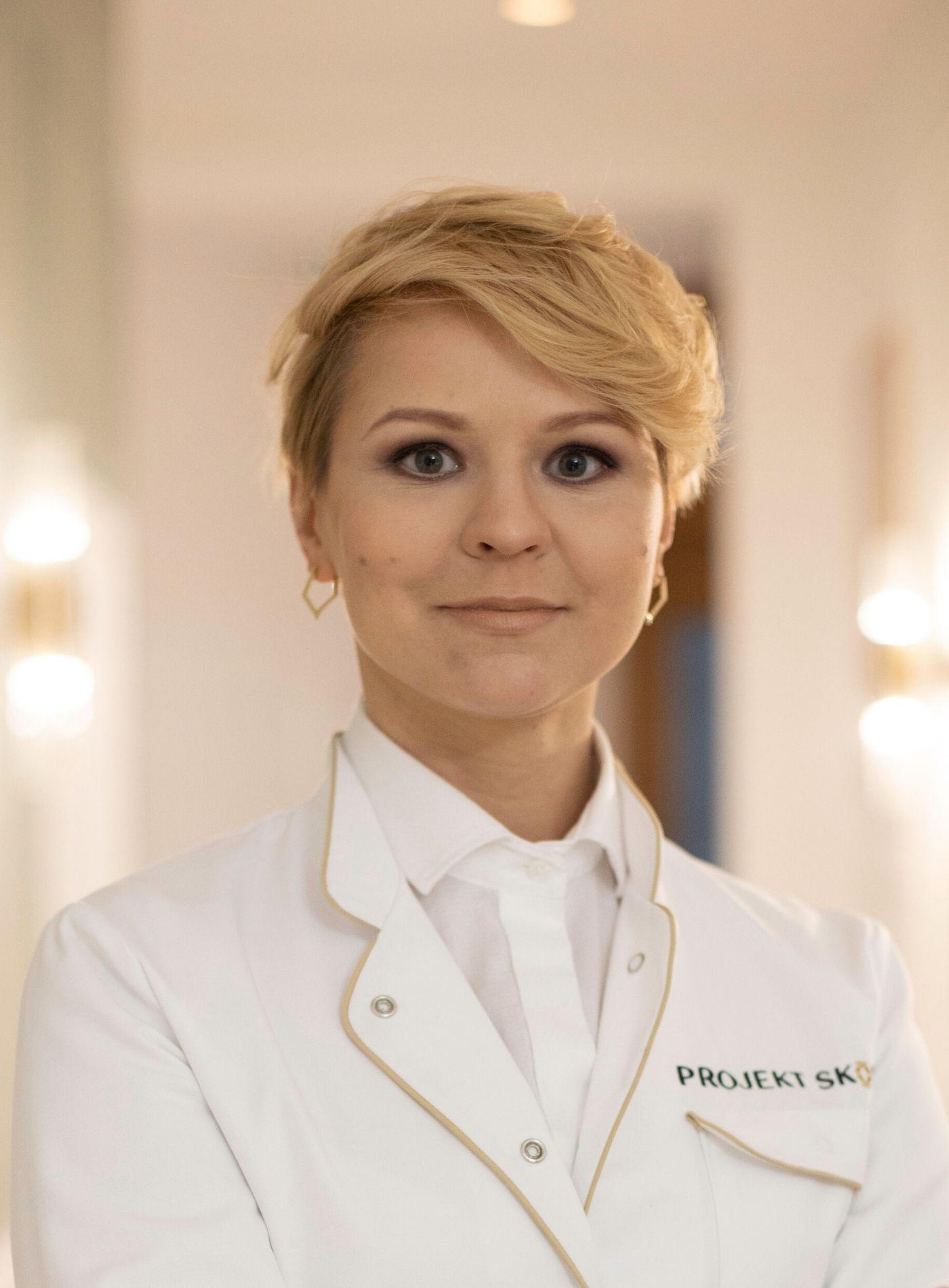 dr n. med Joanna Sadowska-Mazuryk