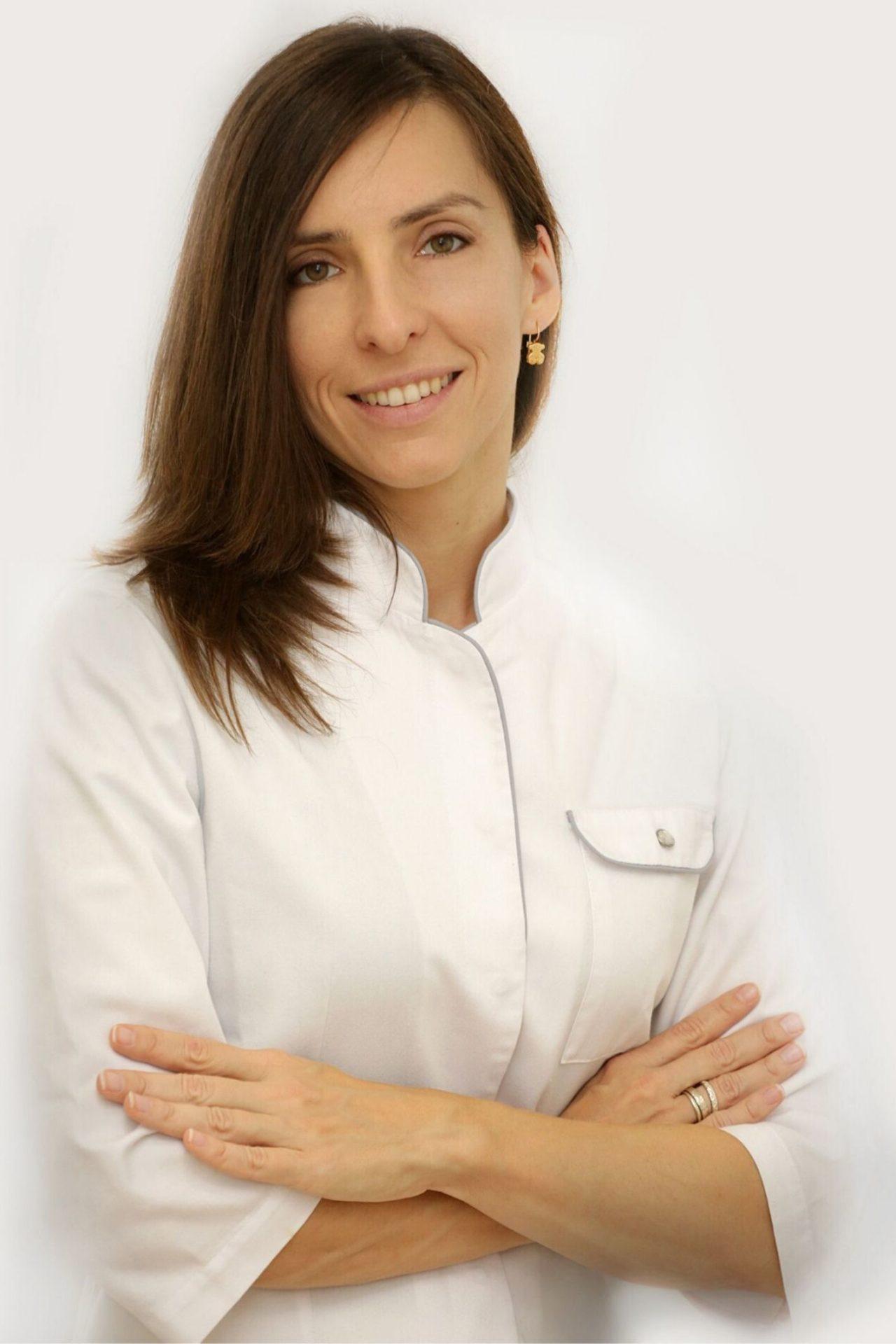 Dr Małgorzata Marcinkiewicz