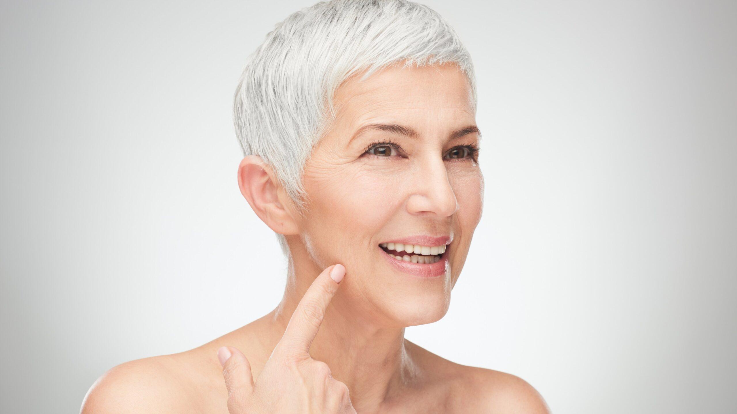 Redukcja fałd nosowo-wargowych