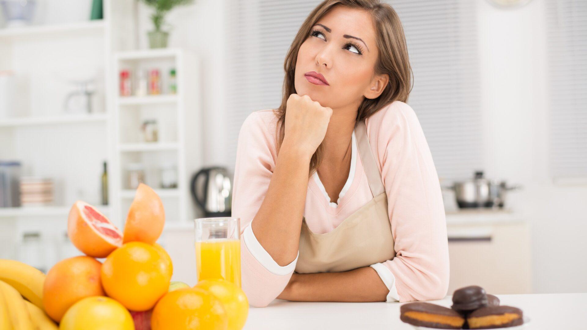 dieta a żółte zmiany na skórze